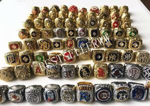 All 1903 to 2020 World Baseball Team Ring MLB Fan Men Gift (130+) Souvenir