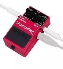 Nuevo-Liquidación-Entrega Gratuita-jefe VO1 Vocoder Pedal-Stombox-CALIDAD -