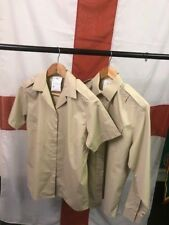 Genuine British Army Womens Fawn Blouse