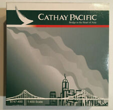 1/400 BigBird400 Cathay Pacific Boeing B 747-467 Millenium Colors 2 in Set of 2