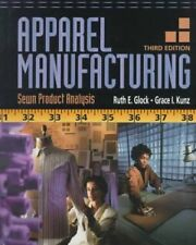 Apparel Manufacturing: Sewn Product Analysis (3rd