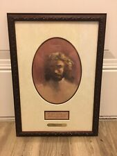 Thomas KinKade The Prince Of Peace Framed Accent Print - Cert. of Authenticity