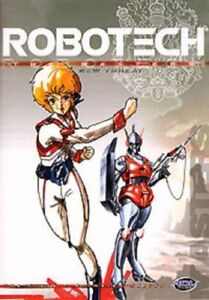 ROBOTECH The Masters A NEW THREAT DVD REGION 1