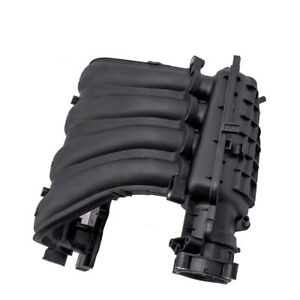 Lower Air Intake Manifold & Gasket Kit for 10-12 Nissan Sentra CA Emissions 2.0L