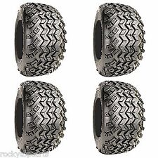Golf Cart Tires Set 4 - 18x9.50-8 Excel Sahara Classic 4Ply All Terrain Off Road