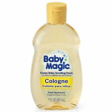 1 BOTTLE Baby Magic Cologne 7 oz Fresh Floral - Colonia para Bebe ninos