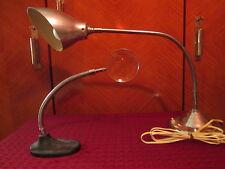 LAMPE D'ATELIER KI E KLAIR/BUREAU/1950/DESIGN/AVANT GARDE/NO JIELDE JEAN PROUVE