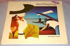 BAD COMPANY DESOLATION ANGELS ORIGINAL LP STILL SEALED 1979