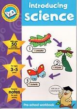 Introducing Science Pre-School Workbook