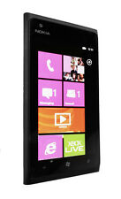 Nokia Lumia 900 16GB Black Unlocked Windows SmartPhone - Grade B - Warranty