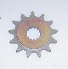SUZUKI SP 250 1982- 85 PBI FRONT SPROCKET 13 TOOTH NEW