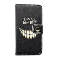Flip Card Wallet Leather Phone Skin Case Cover For Apple iPhone 5 5S 6 6 Plus