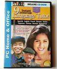 Instant Immersion 9 Language Tutor - Deluxe Version (PC CD-ROM)