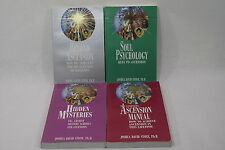 Lot 4 book J.D. STONE Ascention manual/Hidden mysteries/Soul psychology/Beyond