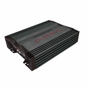 NEW Power Acoustik Overdrive OD2-1000 1000 Watt 2 Channel Bridgeable Amplifier