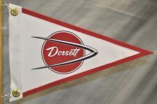 Dorsett burgee pennant flag