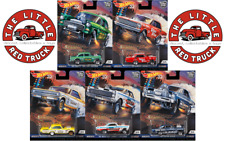 HOT WHEELS 2018 CAR CULTURE F CASE DRAG STRIP DEMONS SET OF 5 (*A+/A+)