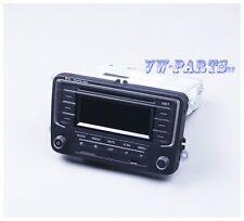 USB AUX MP3 SD Card Car Radio For VW Golf Jetta MK5 MK6 Passat Tiguan