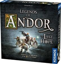 Legends of Andor Part III: The Last Hope Board Game Kosmos Strategy 692803