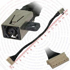 Asus E450CD DC Jack Power Socket W/ Harness Cable Connector