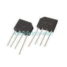 10PCS KBP307 Rectifier Flat bridge Bridge Rectifier 3A/700V IC