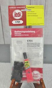 LGB (1701)  SWITCHING MAGNET (To Be Used With an LGB No.1700 Track Contact)