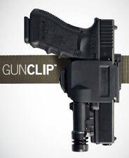 Crye Precision GunClip BLACK Holster Gun Clip for MOLLE Belt Concealed NEW