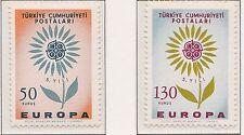 Europa CEPT 1964 Turkije 1917-1918 - MNH Postfris