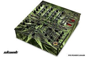Skin Decal Wrap for PIONEER DJM-600 DJ Mixer CD Pro Audio DJM600 Parts SKUNK
