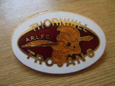 Thornhill TrojansRugby League Badge,