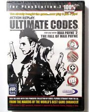 Action Replay Ultimate Codes: Max Payne 2 (Sony PlayStation 2)