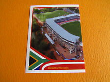 24 STADE TSHWANE PRETORIA PANINI FOOTBALL FIFA WORLD CUP 2010 COUPE MONDE