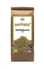 Saatengold | Bio-Kürbiskerne grün | Vegan & glutenfrei 1kg