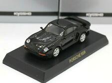 Kyosho 1/64 Porsche Collection 1 Porsche 959 1987 Black