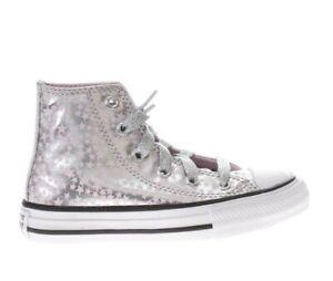 Converse Bambina Sneaker 669249C Argento Autunno/Inverno 2020