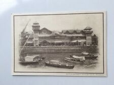 Postcard - India - No: 76 - Royal Bombay Yacht Club - Bombay - 100 years ago