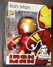 Marvel Iron Man Vinyl Collectible figure SDCC exclusive Hasbro Mighty Muggs 2008