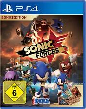 PS4 Spiel Sonic Forces Day One Edition NEUWARE