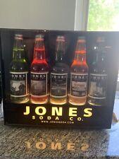 Jones Soda Lighted Display