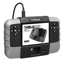 Foxwell NT650 Elite Car Scanner ABS Airbag SAS EPB DPF Oil Reset TPMS TBA Tool - Black