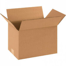 Corrugated Cardboard Boxes 12x8x8 Pack of 25 Shipping Packaging Mailing Box