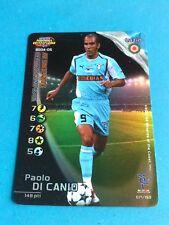 Paolo Di Canio  FOIL   Football Champions 2004/05  LAZIO