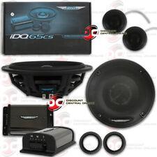 IMAGE DYNAMICS IDQ IDQ65CS 6.5 INCH 2-WAY CAR AUDIO COMPONENT SPEAKERS (PAIR)