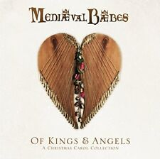 Mediaeval Baebes - Of Kings And Angels  A Christmas Carol Collection [CD]