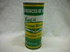 GREEN RIVER S/S SODA CAN~GREEN RIVER CORP.,NORTHFIELD,ILL.