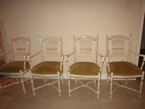 ETHAN ALLEN ITALIAN FRENCH COUNTRY ARM CHAIR  SHIPPING NOT INCLUDED