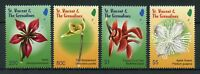 St Vincent & Grenadines 2010 MNH Flowers of St Vincent Huito Guava 4v Set Stamps