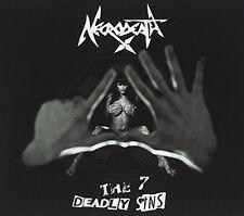 Necrodeath - Necrodeath : 7 Deadly Sins [New CD]