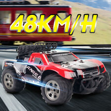 Remote Control RC Car 1:18 48KM/H 2.4GHz Electric Monster Truck Off Road