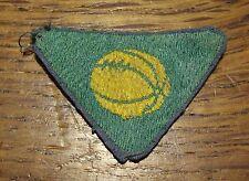 Ancien insigne scout scoutisme ballon